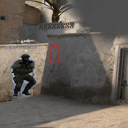 CSGO支持5E辅助自动发卡,幽灵自瞄兼容国际服 国服 全部系统